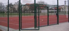 Ogrodzenia obiektów sportowych