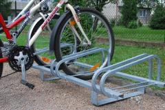 Stojak rowerowy mniejszy STANDARD