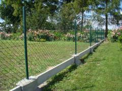 Ogrodzenia z siatki ROWiX