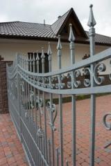 Bramy i ogrodzenia stylowe