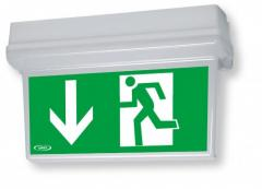 Fixtures for emergency illumination