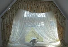 Firanka na okno nie typowe