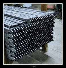 Sztachety metalowe