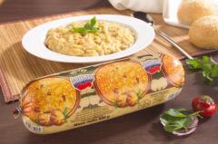 Fast food semi-prepared soups