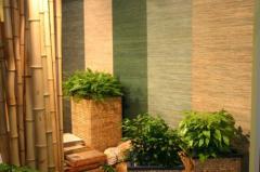 Tapety z surowców naturalnych