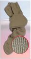 Pończochy damskie bawełna + polyamid