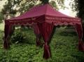 Szeroki wybór namiotów o różnym przeznaczeniu. Namioty reklamowe, okolicznościowe, pogrzebowe.