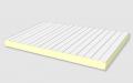 Płyty warstwowe Prometplast o rewelacyjnych parametrach termoizolacyjnych, - współczynnik przenikania ciepła u0 = 0,13 W/m2K przy grubości 300mm.