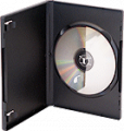Etui DVD pojedyńcze