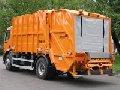 Samochody śmieciarki, SM-200 z liniowym systemem zagęszczania odpadów