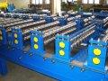 Linia technologiczna do produkcji blachy trapezowej T-8
