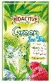 Napój z ekstraktem herbaty zielonej i malinową nutką