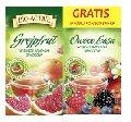 Herbata grejpfrutowa – większe kawałki owoców