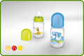 Butelka 125 ml profilowana A0178 BPA free