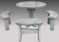 Zestaw stół + ławy bez oparć SK-1/Ł/S