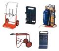 Stojaki i wózki do butli gazowych
