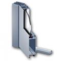 System okienno-drzwiowy bez przegrody termicznej