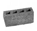 Pustak żużlobetonowy 4-cegłowy