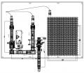 Linia do produkcji bloczków betonowych