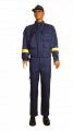 Ubranie niepalne montera NSI 051, NSI 052 Kat. II