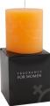 Świece zapachowe - perfumy damskie
