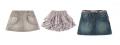 Spódniczki dziewczęce