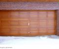 Drzwi garażowe.