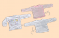 Koszulki niemowlęce