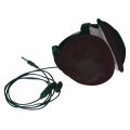 Słuchawki SubZero na lato iPod/iPhone/MP3 Hi-Fi czarne