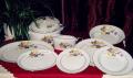 Wyroby porcelanowe artystyczne i dekoracyjne.