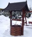 Meble i wyposażenie ogrodów z wysokiej jakości drewna.