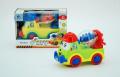 Plastikowe zabawki dla dzieci
