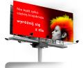 Banery, billboardy, słupy reklamowe