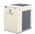 Pompa ciepła z powietrzem jako dolnym źródłem ciepła firmy Clivet