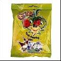 GUMI BOBO - gumki owocowe - mix smakowy, woreczek z eurozawieszką o wadze 60 gram