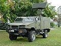 Mobilna małogabarytowa stacja radiolokacyjna MMSR
