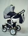 Evoque - lekki i niezwykle komfortowy wózek uniwersalny