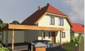 Domy drewniane płytowe