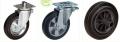 Kółka i zestawy kołowe do pojemników na odpady