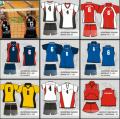 Odzież sportowa dla gier zespołowych: siatkówka damska