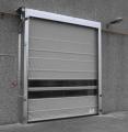 Brama szybkobieżna składana do zastosowania wewnątrz budynków Energy