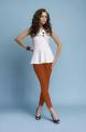 Legginsy damskie bawełniane długie CLAIRE marki INFATTI 17 kolorów