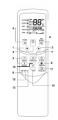 Klimatyzatory kasetonowe i podstropowe: pilot zdalnego sterowania