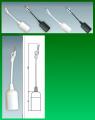 Oprawka montażowa z kablem i zawieszką
