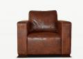Fotel skórzany Jazz Es