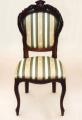 Krzesła antyczne tapicerowane
