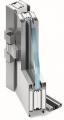 Drzwi i przegrody przeciwpożarowe aluminiowe