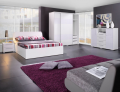 Nowoczesna i funkcjonalna sypialnia