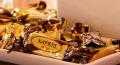 Cukierki w czekoladzie pralinowej