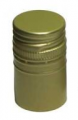 Aluminiowe zamknięcia do butelek z gwintem